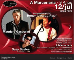 Show co Gasperini e Roger